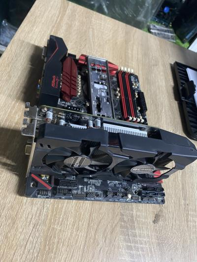 VGA INNO3D GeForce GTX 1050 Ti Twin X2 4G