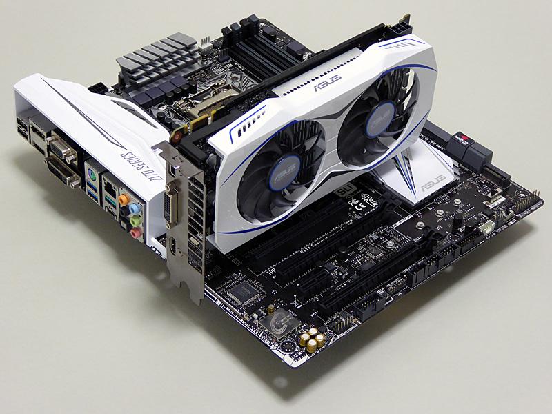 VGA ASUS GTX950-OC-2GD5