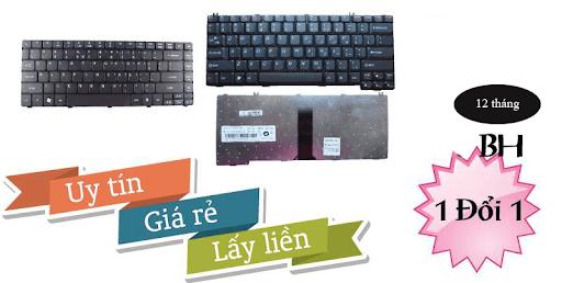 Bàn phím Laptop tất cả các dòng Dell - HP - Toshiba - Lenovo - Asus -Acer- Samsung-macbook,...