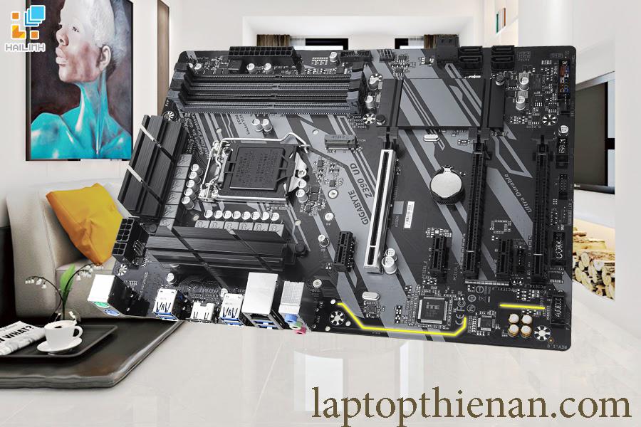 Main Gigabyte Z390 UD cũ còn bảo hành 2 năm