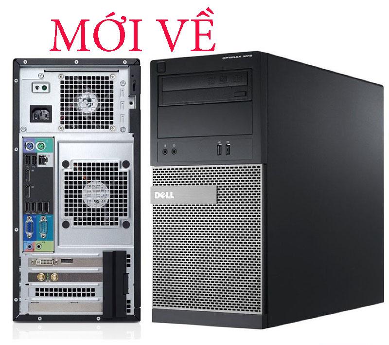 Máy tính Dell Optiplex 7010 MT core i7 thế hệ 3 cho văn phòng