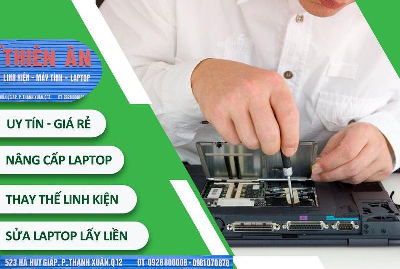 Sửa Laptop Uy Tín Lấy Liền Quận 12