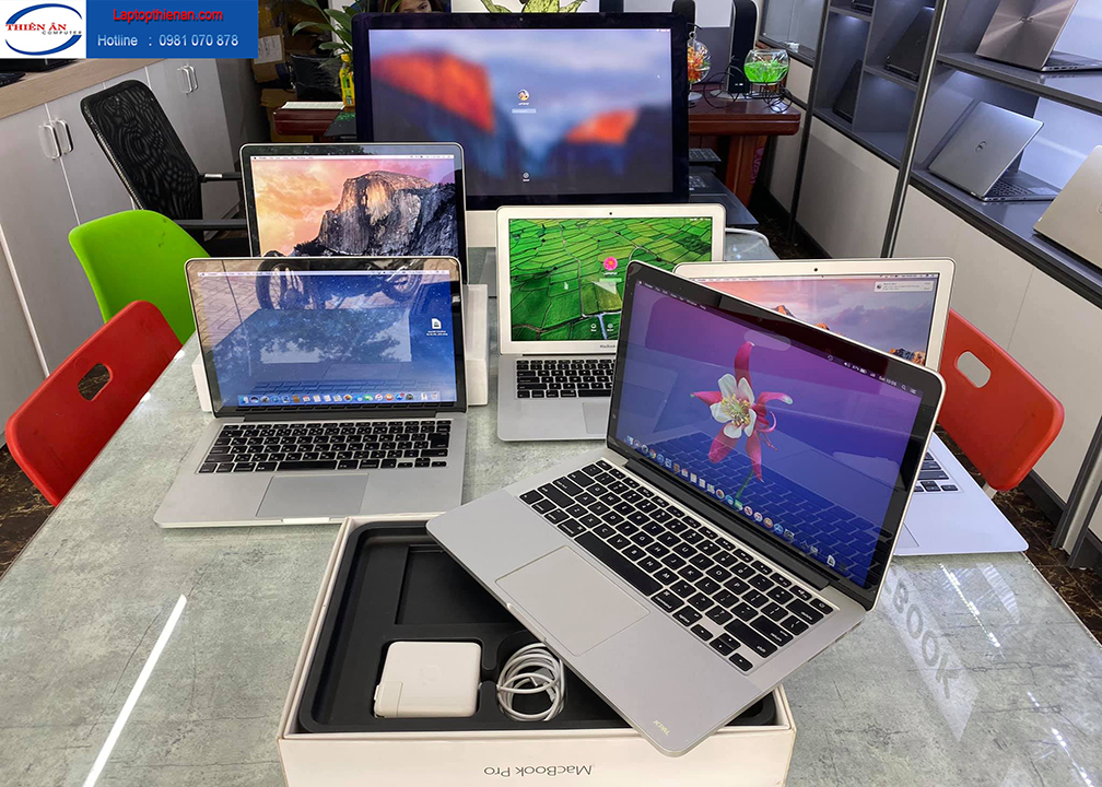 Thu Mua Laptop Cũ Quận 2 tận nơi giá cao