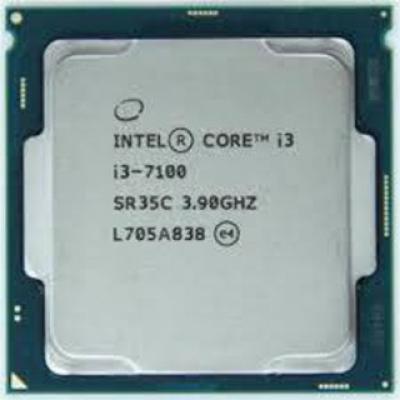 Cpu core i3- 7100 (3M bộ nhớ đệm, 3,90 GHz) socket 1151