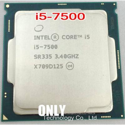 CPU INTEL CORE I5 7500 CŨ ( 3.4GHZ TURBO 3.8GHZ / 6M CACHE 3L )