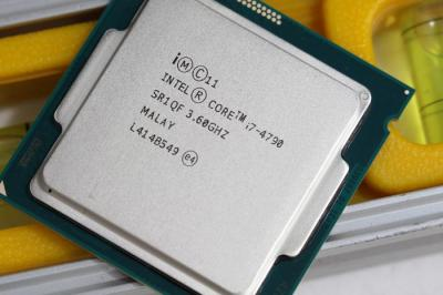 CPU Intel Core i7 4790 3.6Ghz / 8MB / HD 4600 Graphics / Socket 1150