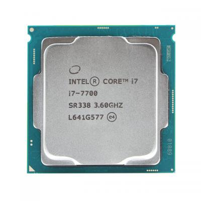 CPU Intel Core I7-7700 (3.6GHz)
