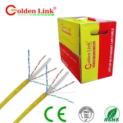Dây cáp mạng Golden Link - 4 pair (UTP Cat 6e) chống nhiễu