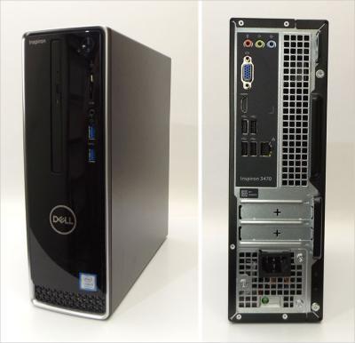 Dell Inspiron 3470  (i5-8400/8GB/1TB HDD/UHD)