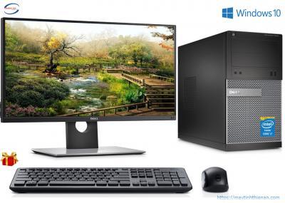 Dell Optiplex MT(3010/7010/9010): Core i7-3770/8G/SSD 120GB/GTX1050/22inch