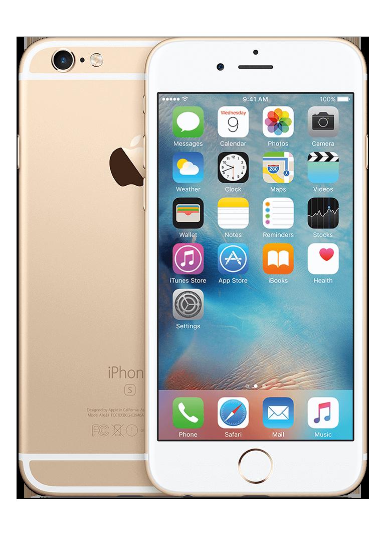 Điện thoại iPhone 6S 16GB - Màu Gold