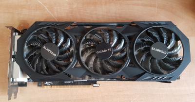 GIGABYTE GeForce GTX 970 4GB WINDFORCE 3X OC EDITION, GV-N970WF3OC-4GD