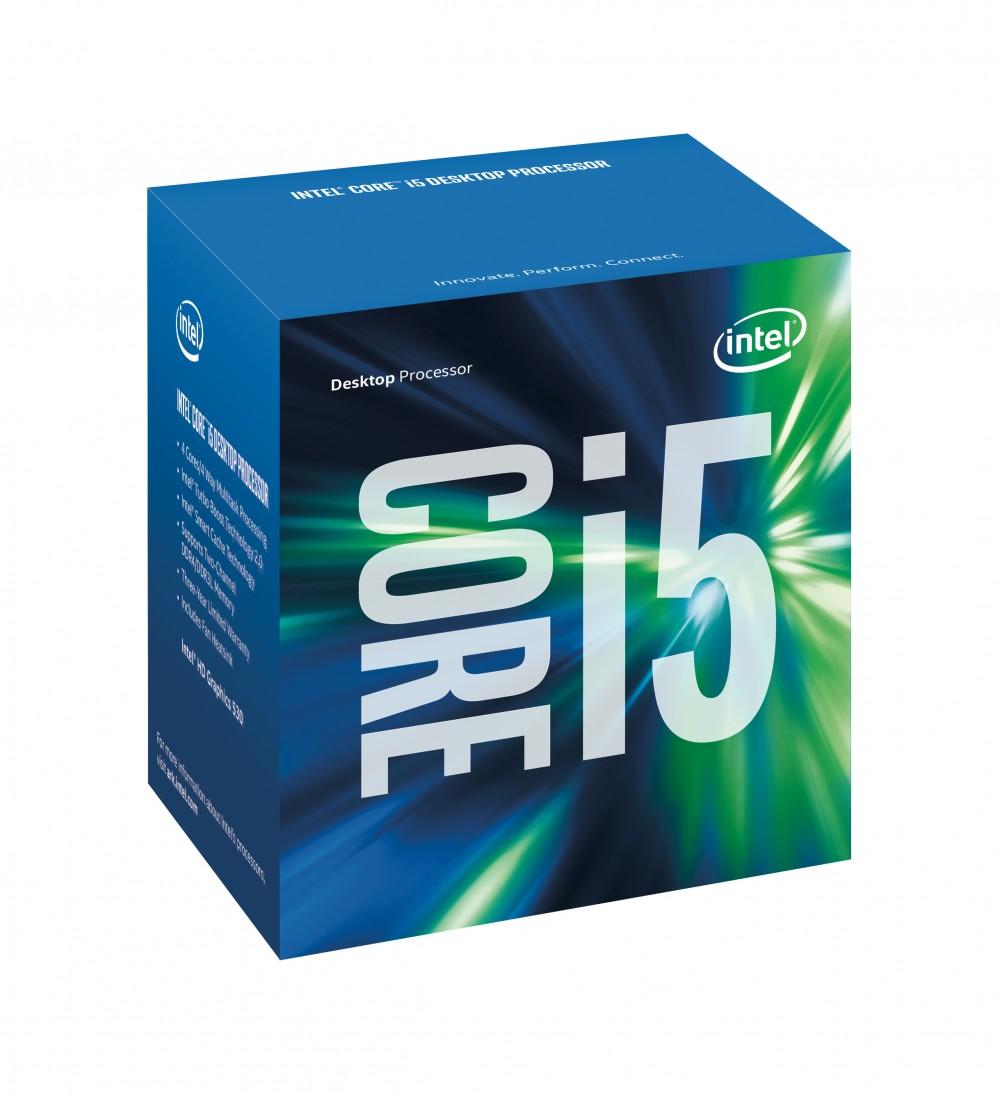 Intel Core  Processor i5-6500  (6M Cache, 3,20 GHz)