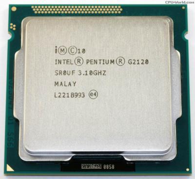 Intel G2120 (3M Cache, 3.10 GHz)