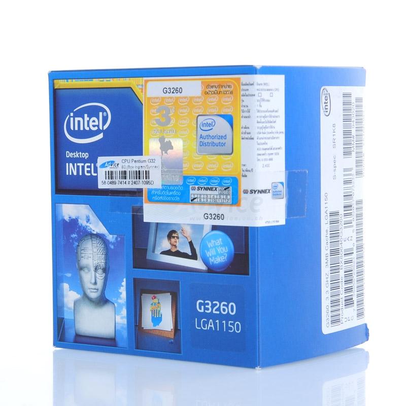 Intel Pentium Processor G3260  (3M Cache, 3.30 GHz)