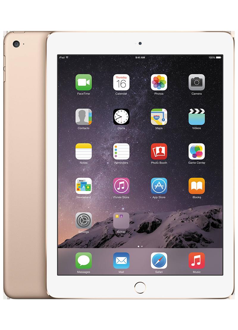 iPad AIR 2 WI-FI 16GB màu Vàng