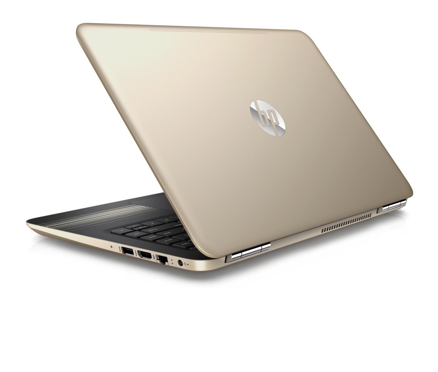 Laptop HP Core i3 Pavilion 15-au024TU X3B97PA (Gold)
