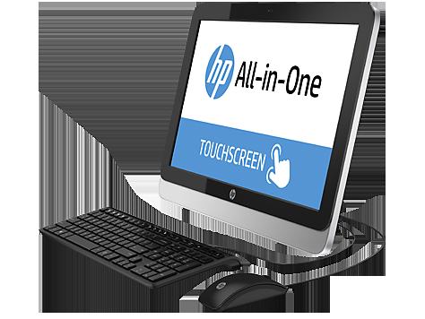 Máy bộ All in one HP 22-2027d AiO, Core i5-4460T/4GB/1TB (K5L73AA)