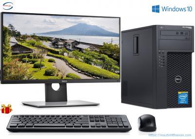 Máy Bộ Dell T1700: Core i7-4770/4GB/250GB/19inch