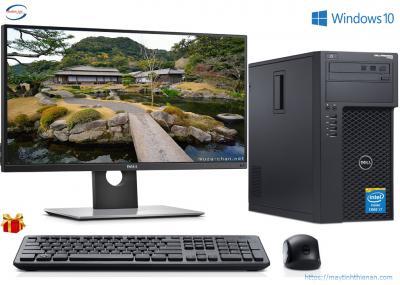 Máy Bộ Dell T1700: Core i7-4770/4GB/250GB/22inch