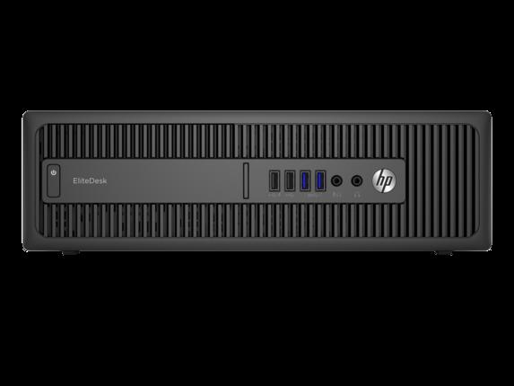 Máy bộ Hp EliteDesk 800 G2 SFF, Core i7-6700/4GB/1T (L1G76AV)