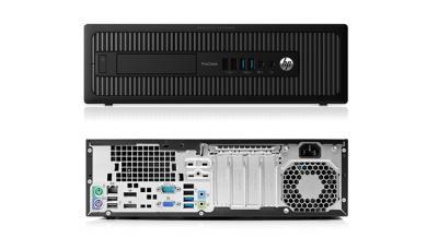 Máy tính HP 600 G2 SFF i3-6100 ran ddr4 4gb ssd 120gb