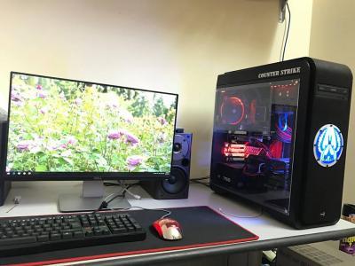 PC chơi game cấu hình cao