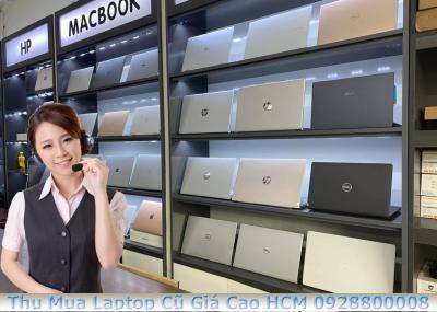 Thu Mua Laptop Cũ Giá Cao Quận 6 HCM 2021