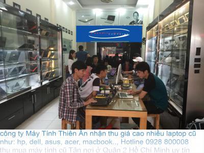Thu mua máy tính cũ Quận 2