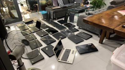 Thu mua máy xách tay laptop cũ