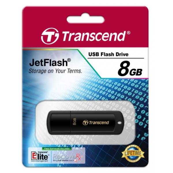USB 8GB Transcend JetFlash 350 (TS8GJF350)
